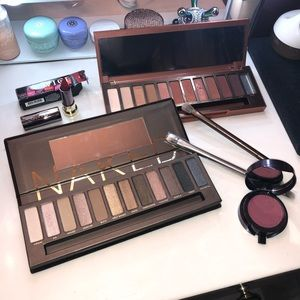 Urban Decay Naked Heat Vice LO-FI palette lot